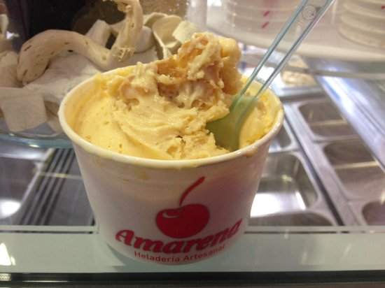 Heladeria Amarena: Milhojas, ummmm !!!