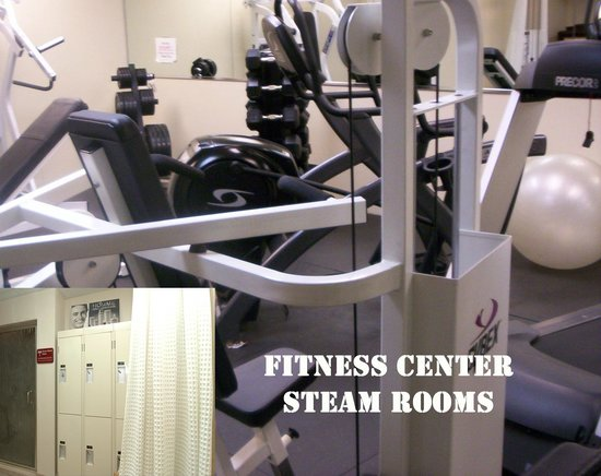 Fitness center with steam rooms picture of tahitian inn