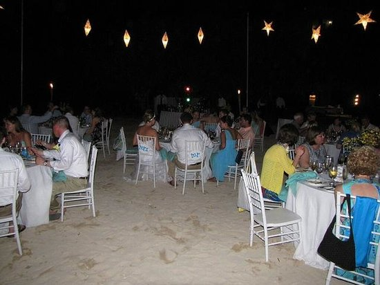 dd56395e1 Wedding Reception at the French Beach area - Picture of Sandals ...