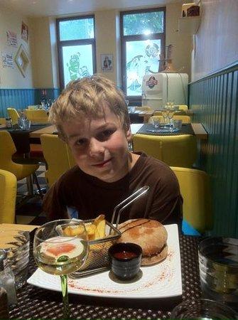 Papa Rock Stub : repas mini rocker...