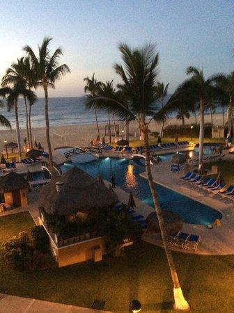 Worldmark Coral Baja: Sun up