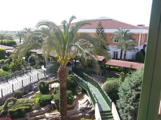 Crystal Paraiso Verde Resort & Spa : depuis chambre
