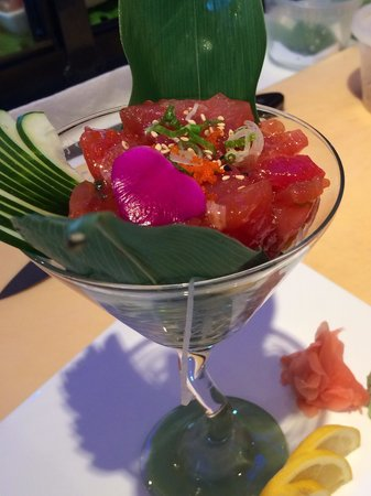 Cafe Asia 2: Tuna Tartar