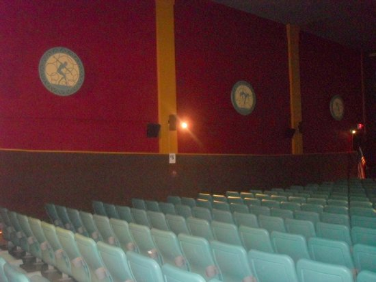The Lory Theater: Downstairs Auditorium