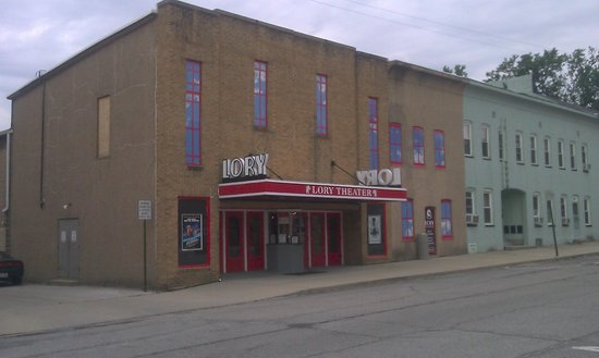 The Lory Theater: 810 Broadway Highland IL