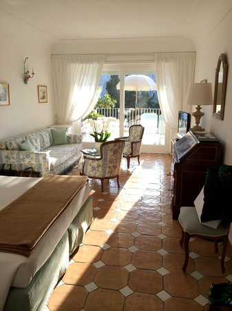 Villa Brunella: Room