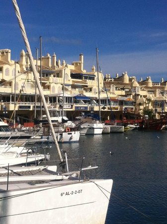 Gran Cervantes by Blue Sea: Benalmadena Marina