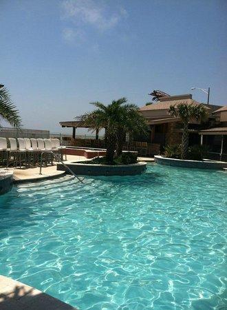 Gaido's Seaside Inn : Pool/Redfish Bar