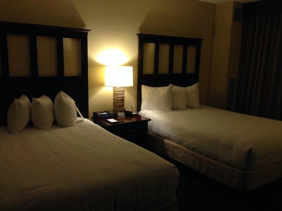 Bedroom picture of hyatt regency savannah savannah tripadvisor for Hotels with 2 bedroom suites in savannah ga