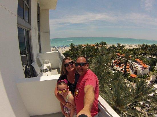 Loews Miami Beach Hotel: View