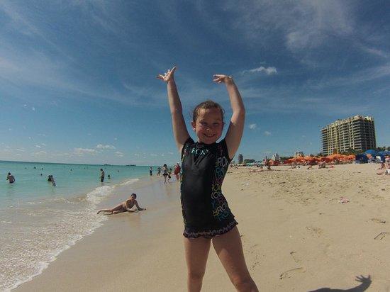 Loews Miami Beach Hotel: Beach