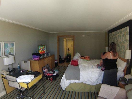 Loews Miami Beach Hotel: Room