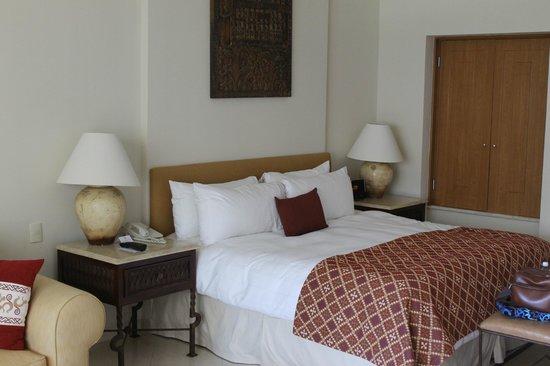 Grand Velas Riviera Nayarit: King bed suite
