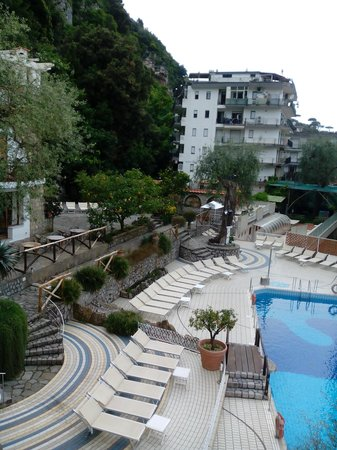 Conca Park Hotel : Pool view