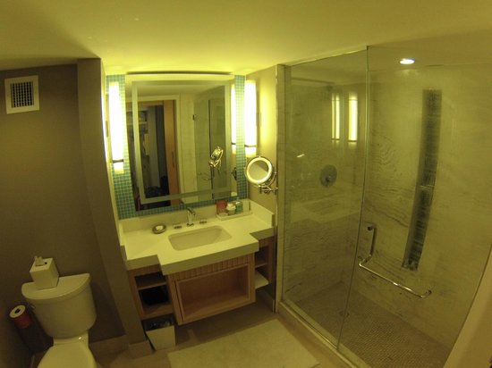 Loews Miami Beach Hotel: Bathroom