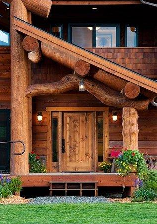 Cabin Creek Landing Bed & Breakfast: Entrance