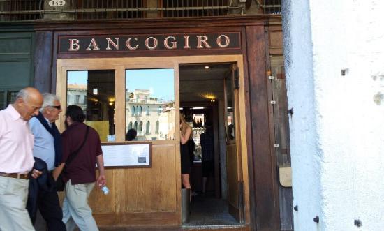 Photo of Osteria Bancogiro taken with TripAdvisor City Guides