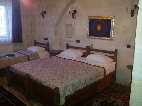 Elysee Cave House : Bedroom