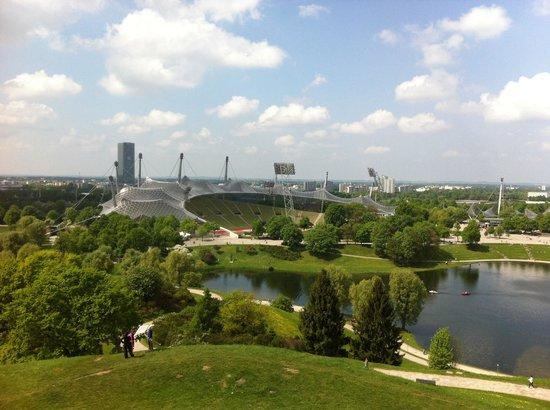 Olympiapark: Fascinante!