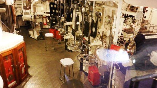 Royal Yacht Britannia: Inside the Engine Room