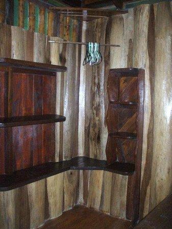Hotel La Costa de Papito : Closet