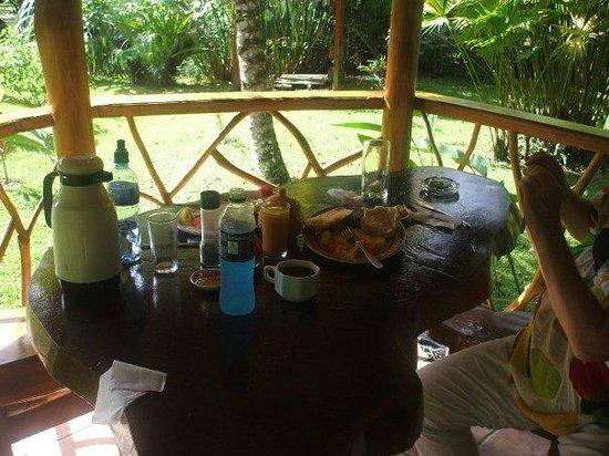 Hotel La Costa de Papito: Breakfast is worth it.