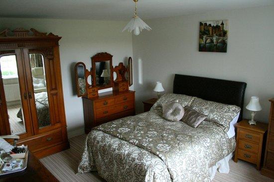 Ballyharvey House: Bedroom 4