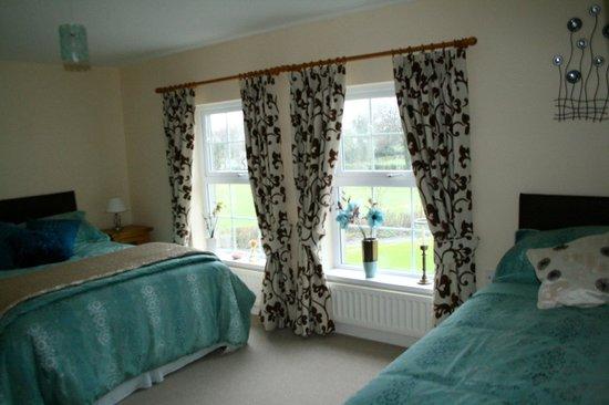 Ballyharvey House: Bedroom 2