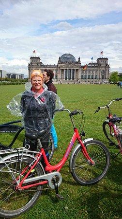 Fat Tire Bike Tours: Deutscher Bundestag Reichstag