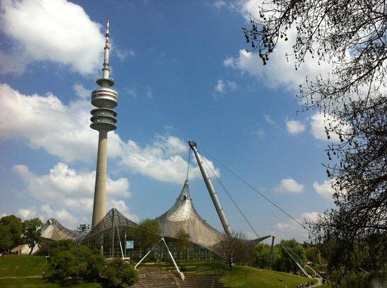 Olympiapark: Olympia park