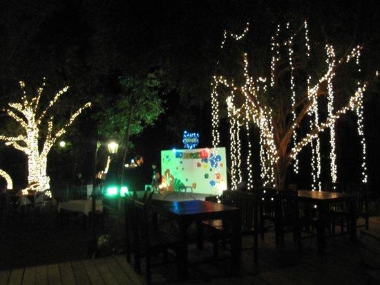 Ramayana Koh Chang Resort: Lichterglanz im Ramayana