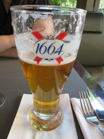 Le Bosquet: 1664 Beer
