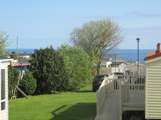 Reighton Sands Holiday Park - Haven: The seaview from our caravan