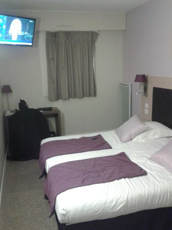 Opal'Inn : chambre