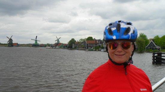 Zaanse Schans : Zaanse dal ponte