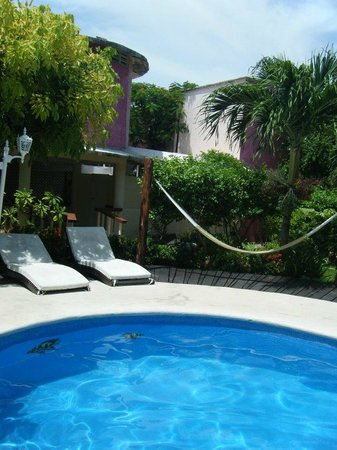 Cabanas Maria Del Mar: Pool