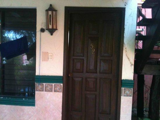 Cabanas Maria Del Mar: Room 52