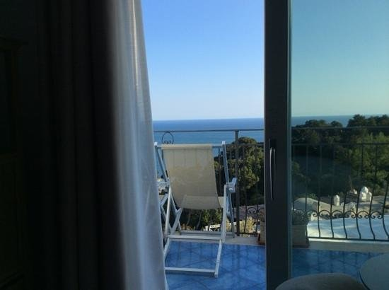 Hotel La Floridiana: vista camera 202