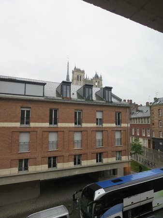 Mercure Amiens Cathedrale : View from room 207