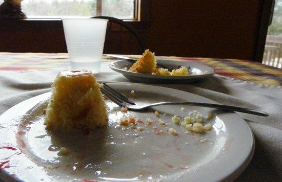 Auberge & Spa Beaux Reves : hmmmm la nourriture était super bonne!
