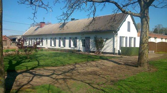 Les Charmilles: Une maison très reposante