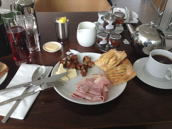 Radisson Blu Edwardian New Providence Wharf Hotel: Breakfast