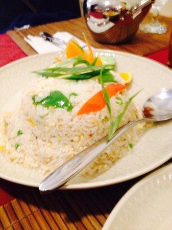 Thai Flame Restaurant : Thai fry rice