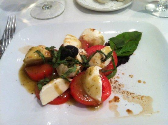Il Chianti Restaurant: Caprese
