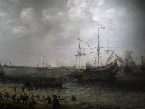Maritime Museum Rotterdam: history