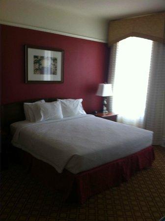 Residence Inn Cleveland Downtown: Bedroom