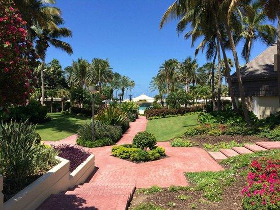 The Westin St. John Resort : Grounds