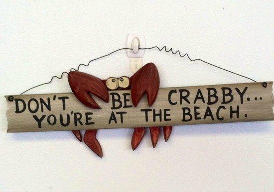 Captain Bob's Chowder: Don't Be Crabby