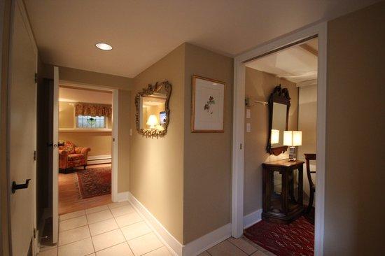 إقامة وإفطار بفندق إنجليش باي إن: Room 6 - Full Apartment with 2 Queen Beds & Kitchen