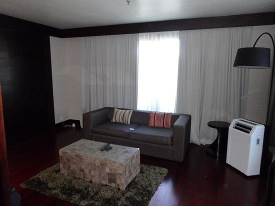 Pullman Bali Legian Nirwana: living room